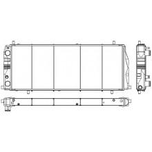 Радиатор охлаждения AUDI 100 (C3 82-90 ) 1.8 - 604201 (NISSENS)