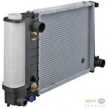 Радиатор BMW E30 87-91 E36 91-93 380Х330 АКПП АС-