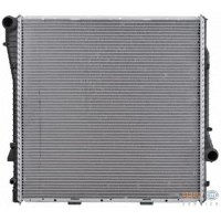 Радиатор BMW E53 X5 590Х597Х40 АКП