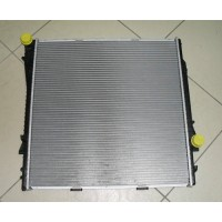 Радиатор BMW E53 X5 590Х590Х40 МКП