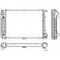Радиатор BMW E30 83-91 440Х330  АКП АС-