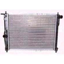 Радиатор DAEWOO LANOS 505Х382 МКП АС-