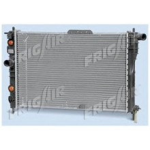 Радиатор DAEWOO NEXIA 1.5  635X382 АКП