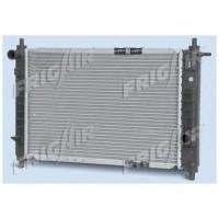Радиатор DAEWOO MATIZ 0.8 458Х295 МКП