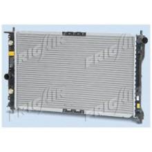 Радиатор DAEWOO NUBIRA 97-00 1,6  655Х382 АКП