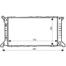 Радиатор FORD TRANSIT 94-00 2.0 -2.5 703Х360 МКП
