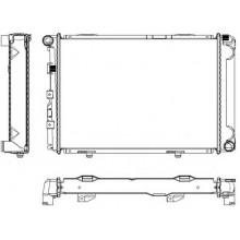 Радиатор MERCEDES W124E 2,0D 84-92 530Х370 МКП
