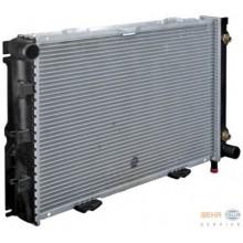 Радиатор MERCEDES W201(190) 82-93 1,9-2,2D 575Х368 АКП