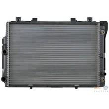 Радиатор MERCEDES W140 2.8-3.2 91-92 667Х468 АКП