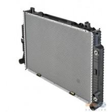 Радиатор MERCEDES W140 4,2-6,0 91-93 667Х468 АКП