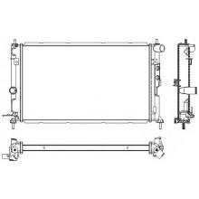 Радиатор для OPEL VECTRA B 1,6-2,0 95-00 МКП АС+