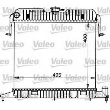 Радиатор для OPEL OMEGA A 1.8-2.0 86-94 МКП