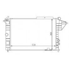 Радиатор OPEL VECTRA A 2,0  540X375 МКП АС-
