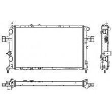 Радиатор OPEL ASTRA G 1.7TD 600X368 МКП АС+