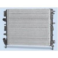 Радиатор RENAULT KANGOO 1.2-1.6 16V 1.9 dTI 00- 480X415