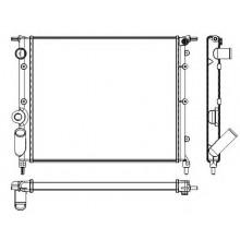 Радиатор для RENAULT 19 1,7-1,8  92-95