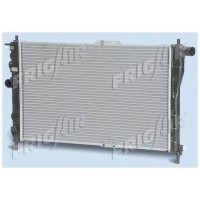 Радиатор DAEWOO NEXIA 1.5  635X382 МКП