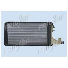 Радиатор печки IVECO DAILY II, 53236 (NRF) - 310Х158