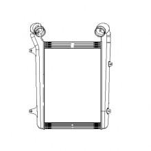 Радиатор интерулера 95 XF (97-05)