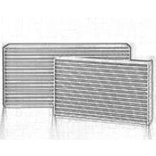 Сердцевина радиатора MAN L2000 (93-) - L&R версия, 590X618X58