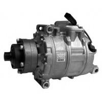 Компрессор кондиционера AUDI A4,A6,A8,ALLROAD,Q7,R8 без шкива DCP02015