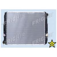 Радиатор в cборе EUROCARGO (91-) 542X478X42