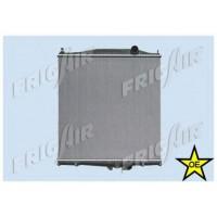 Радиатор в сборе B13L (09-) 900X887X52