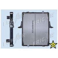 Радиатор в cборе KERAX 97- PREMIUM 96- 825X727X52