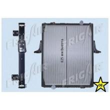 Радиатор в cборе для RENAULT KERAX 97-,  PREMIUM 96-