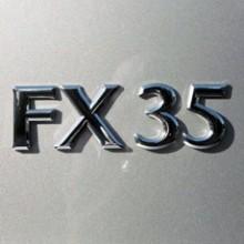 Радиаторы для INFINITI FX 35