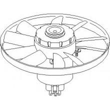 Вентялятор радиатора охлаждения VW GOLF, JETTA, VENTO (GMP)