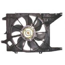 Вентилятор радиатора охлаждения для дачия логан, дачия сандеро
