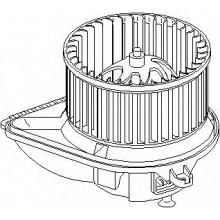Мотор печки MERCEDES SPRINTER (POLCAR)