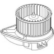 Мотор печки MERCEDES VITO (GMP)