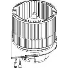 Мотор печки OPEL VECTRA B (GMP)