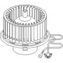 Мотор печки VW GOLF, JETTA, VENTO (POLCAR)
