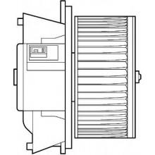 Вентилятор салона для фиат пунто, фиат добло