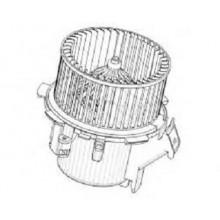 Мотор печки NISSAN, OPEL, RENAULT (POLCAR)
