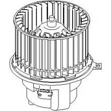 Мотор печки FORD TRANSIT (POLCAR)