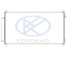 Радиатор кондиционера Koyorad Honda CR-V 2006-