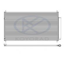 Радиатор кондиционера Koyorad ACURA MDX 06- 3.7