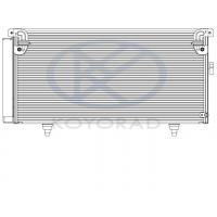 Радиатор кондиционера Koyorad Subaru Legacy Outback 03-