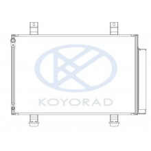 Радиатор кондиционера Koyorad SUZUKI SWIFT 3 2005 -