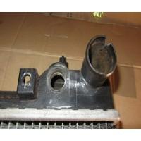 Ремонт радиатора охлаждения Опель омега Б