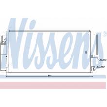 Радиатор кондиционера SUBARU IMPREZA - 94884 (NISSENS)