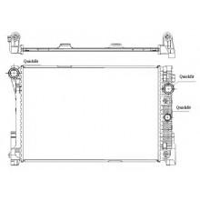 Радиатор охлаждения MERCEDES-BENZ C-CLASS S204, W204 - 120051N (AKS DASIS)