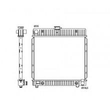 Радиатор охлаждения MERCEDES-BENZ S-CLASS W126, S123 - 120170N (AKS DASIS)