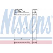 Радиатор печки для ауди 100, 200, а6, а8