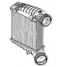 Интеркулер SKODA SUPERB / VW PASSAT - 487001N (AKS DASIS)