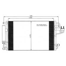Радиатор кондиционера HYUNDAI TUCSON / KIA SPORTAGE - 562014N (AKS DASIS)